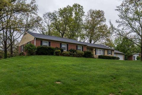 701 S Pleasant Ridge Rd, Bloomington, IN 47401