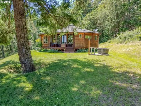 Photo of 1101 Raccoon Dr, Oakland, OR 97462