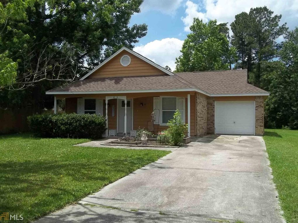 603 Wheeler St, Saint Marys, GA 31558