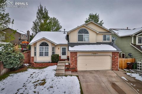 Photo of 8021 French Rd, Colorado Springs, CO 80920