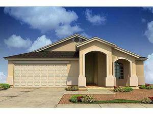 13920 Villa Vista Ave, Horizon City, TX 79928