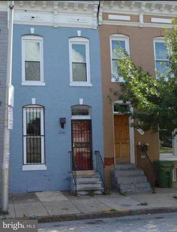 Photo of 2111 Jefferson St, Baltimore, MD 21205
