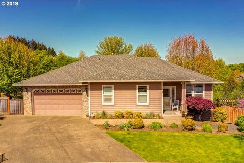Photo of 2537 Nw Hillcrest Loop, McMinnville, OR 97128