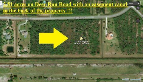 151 Deer Run Rd, Palm Bay, FL 32909