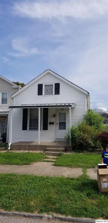 1023 Jersey St Quincy, IL 62301