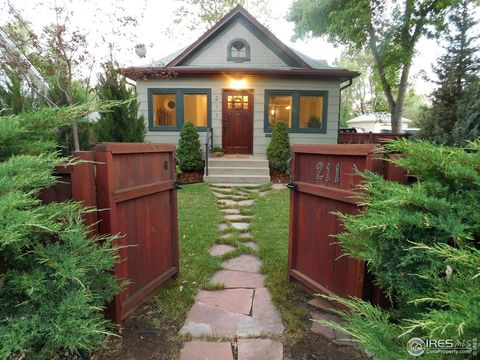 Photo of 211 E Prospect Rd, Fort Collins, CO 80525