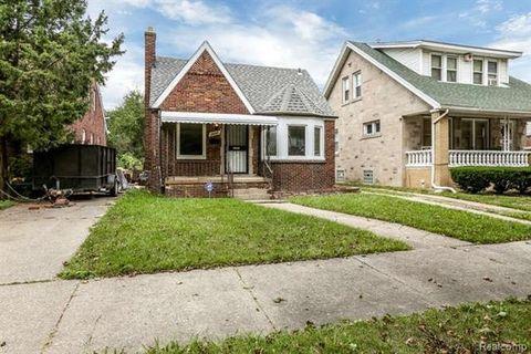 3566 S Liddesdale St, Detroit, MI 48217