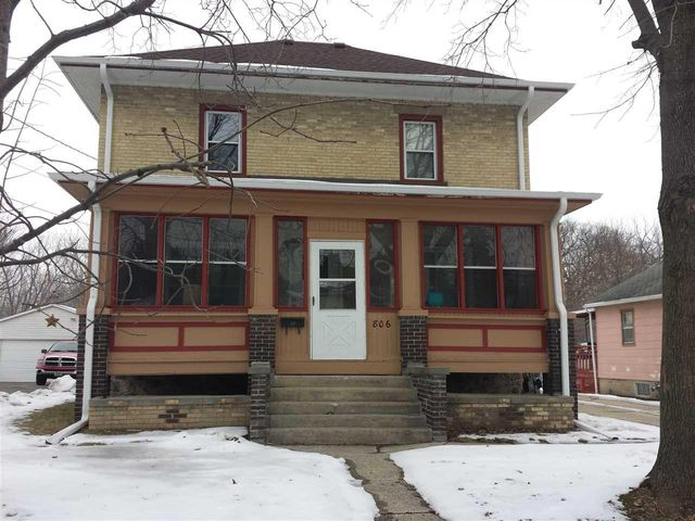 806 W Fulton St Edgerton Wi 53534 Recently Sold Homes
