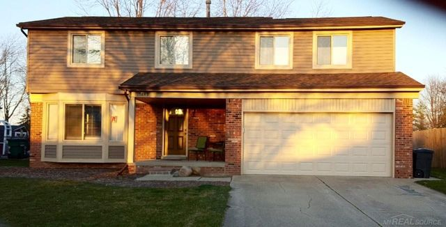 15849 Valerie Dr Macomb Mi 48044 Recently Sold Home