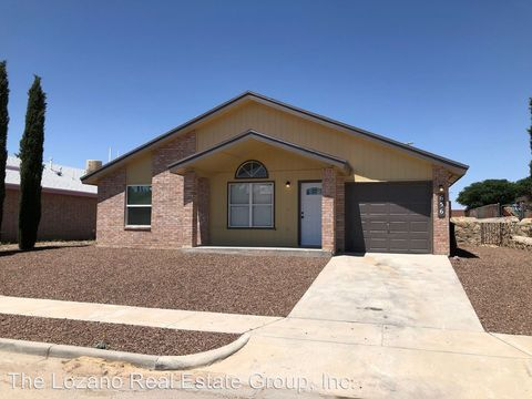 Photo of 656 Orchid Dr, Horizon City, TX 79928