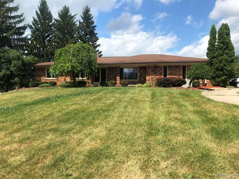 Photo of 7737 36 Mile Rd, Bruce Township, MI 48065