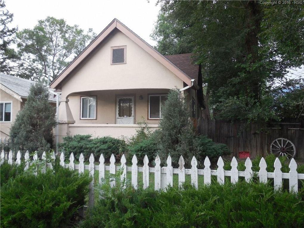 1907 W Colorado Ave, Colorado Springs, CO 80904