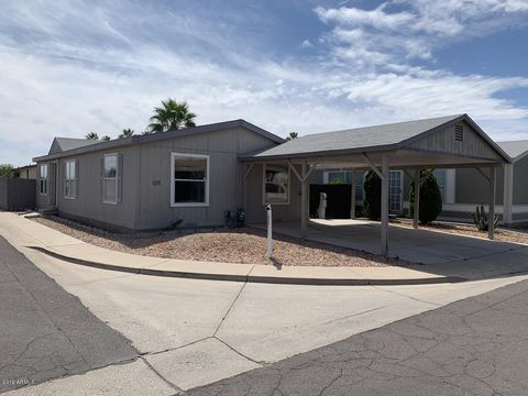 Photo of 11275 N 99th Ave Lot 105, Peoria, AZ 85345