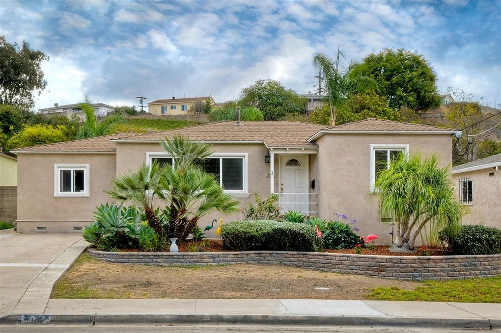 5465 Grape St, San Diego, CA 92105