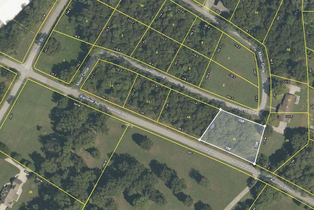 Moon Cir Lot 15 Spring City, TN 37381