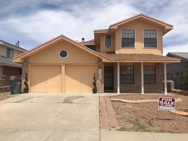 11585 Stockmeyer Dr, El Paso, TX 79936