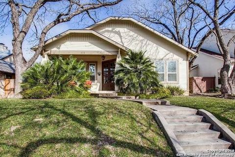 111 Wildrose Ave, Alamo Heights, TX 78209