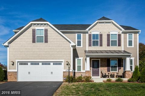 New Homes Guide Fredericksburg Va