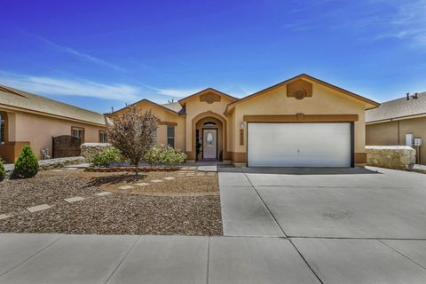 14200 Honey Point Dr, El Paso, TX 79938