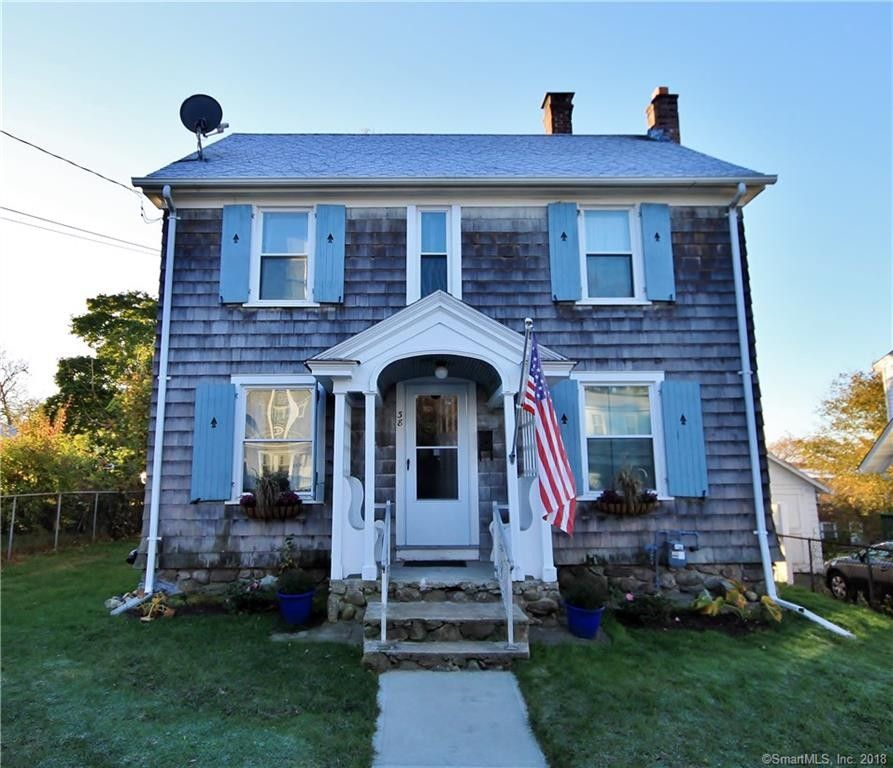 New London Ct Property Records