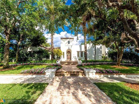 Photo of 1320 Ponce De Leon Dr, Fort Lauderdale, FL 33316