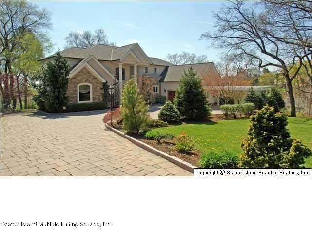 Staten Island Real Estate Tax Records