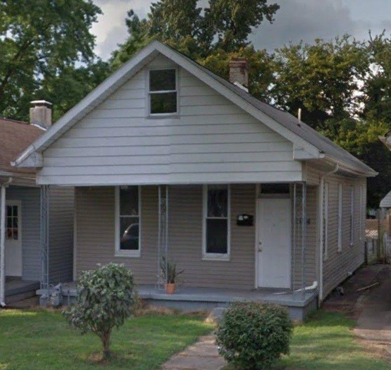 1504 E Illinois St Evansville, IN 47711