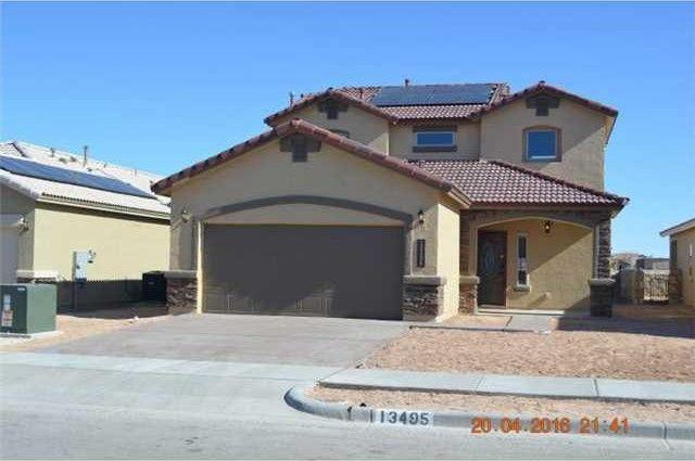 14733 orsten artis ave el paso tx 79938 home for sale for Classic american homes el paso tx 79938