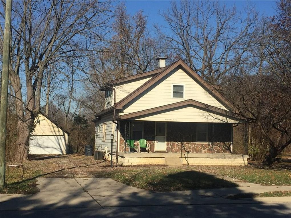 2120 Albany St, Beech Grove, IN 46107
