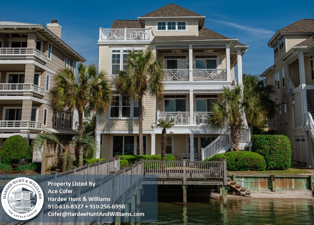 16 Channel Ave Unit B Wrightsville Beach Nc 28480