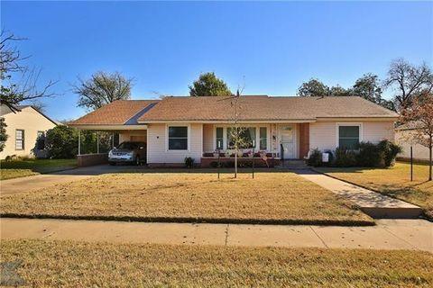 Photo of 1817 Jackson St, Abilene, TX 79602