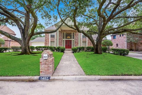 Photo of 1407 Hannington Dr, Katy, TX 77450