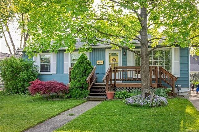 4619 Thorncroft Ave, Royal Oak, MI 48073