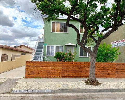 Photo Of 1213 S Record Ave East Los Angeles Ca 90023