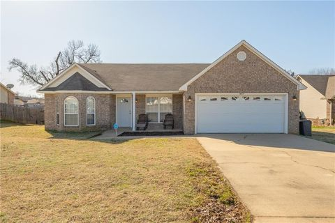 Photo of 1655 Eastgate Cir, Greenwood, AR 72936