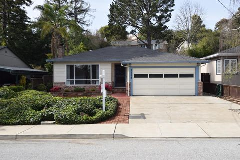 Photo Of 1368 Cordilleras Ave San Carlos Ca 94070