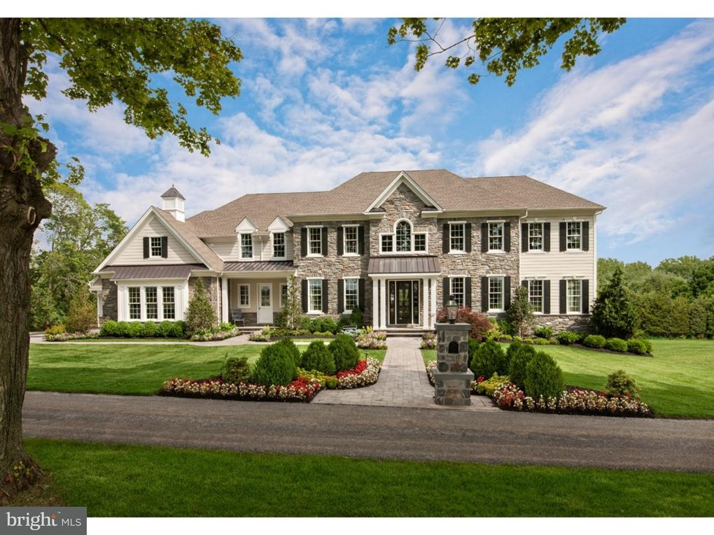 Surprising 3900 White Stone Rd Newtown Square Pa 19073 Home Interior And Landscaping Pimpapssignezvosmurscom