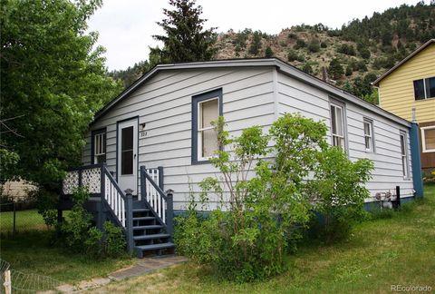 Photo of 328 Colorado Blvd, Idaho Springs, CO 80452