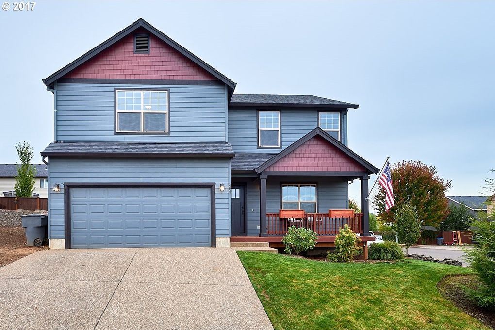 494 Sw Mt Rainier St Mcminnville Or 97128 Realtor