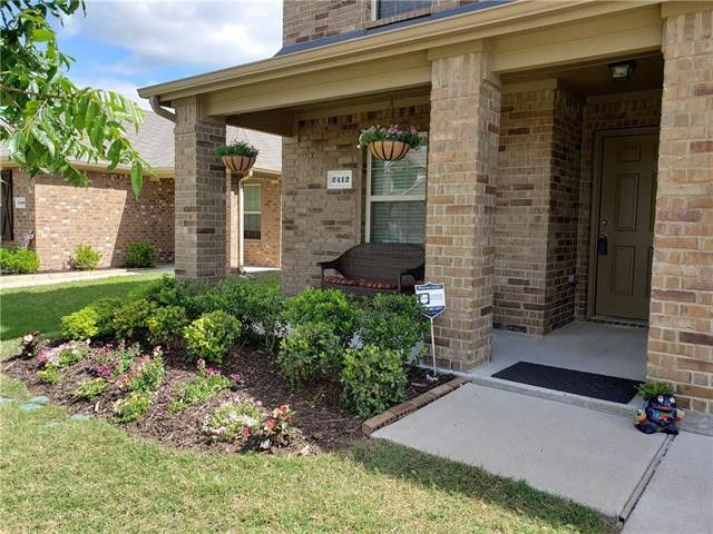 2412 French St, Fate, TX 75189