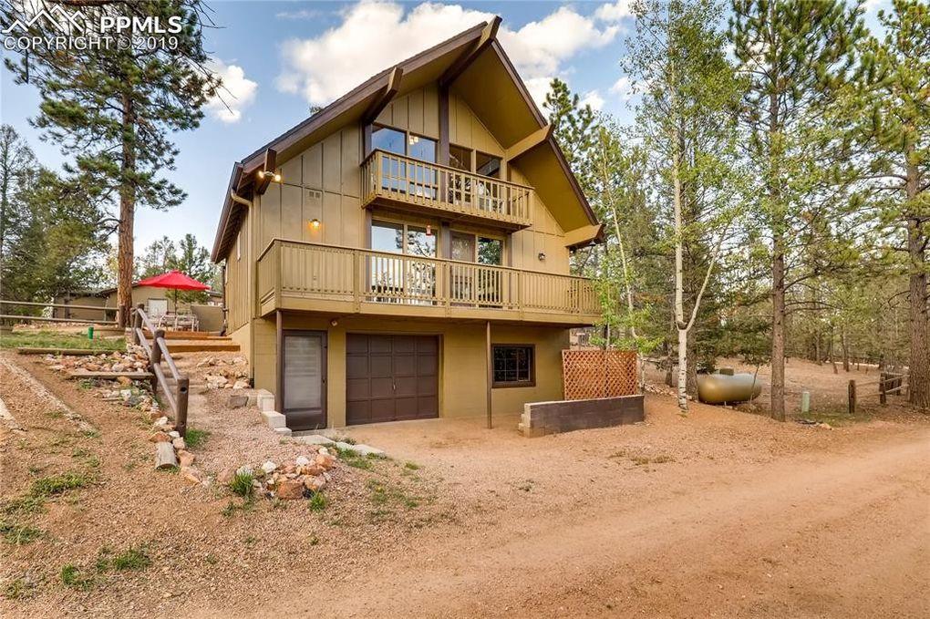 91 Alpine Rd, Woodland Park, CO 80863