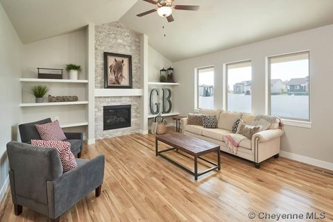 Photo of 2498 Channell Dr, Cheyenne, WY 82009