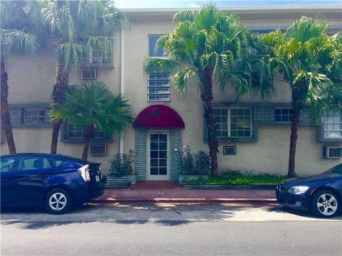 836 N 10 St Unit 5, Miami Beach, FL 33139