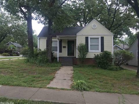Photo of 421 N Spruce St, Little Rock, AR 72205
