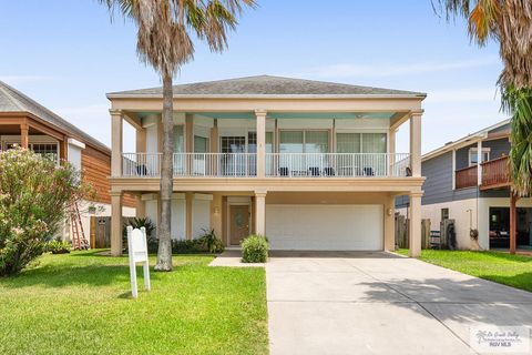 Photo of 209 W Hibiscus St, South Padre Island, TX 78597