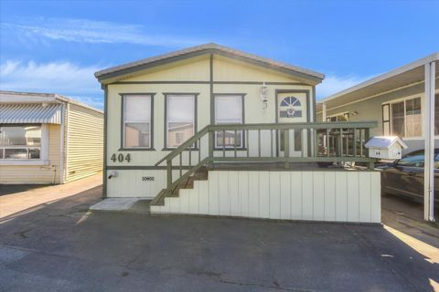 San Francisco Intnl Airport, CA Mobile & Manufactured Homes