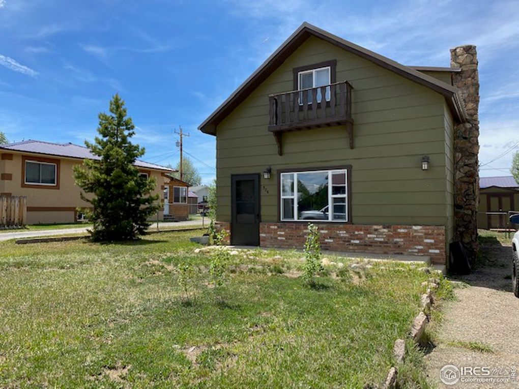 326 Logan St Walden, CO 80480