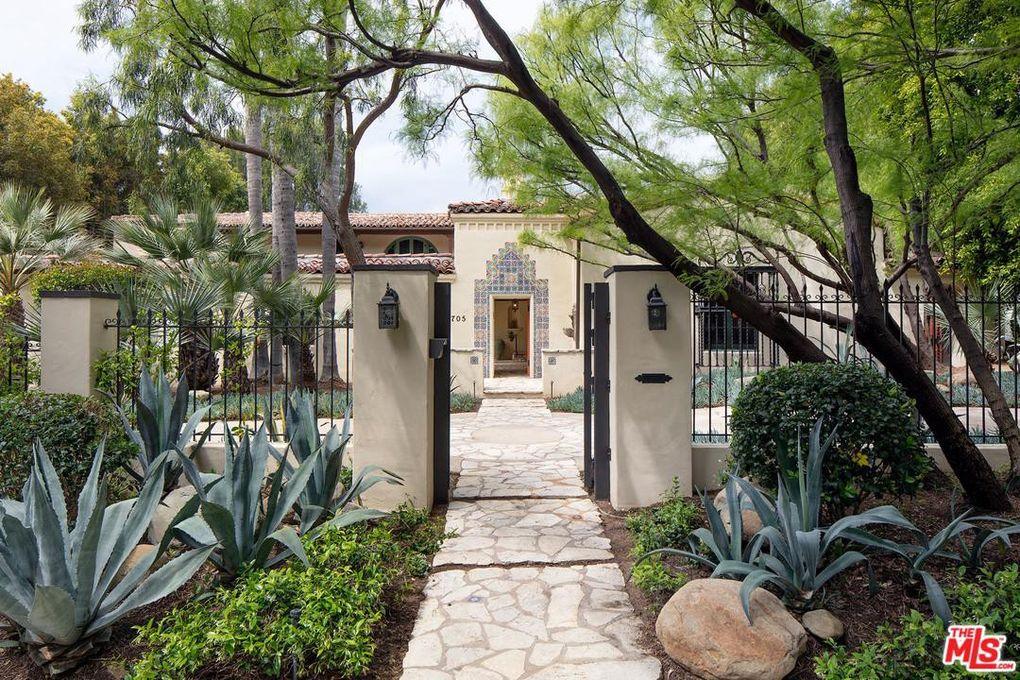 705 N Arden Dr, Beverly Hills, CA 90210