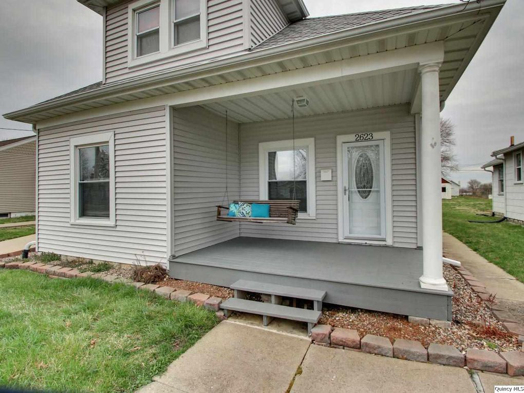 2623 Chestnut St Quincy, IL 62301