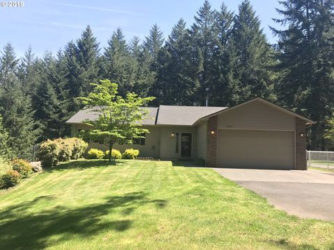 Photo of 40957 N Mc Cully Mountain Rd, Lyons, OR 97358
